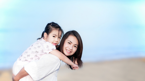 【法の妻子眷属をば連連教化すべし】   理想的な親とは
