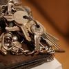 ゲゲゲ、鍵がないどうしよう・・・事務所のカギを忘れてきてしまった、家に帰れない!