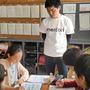 岐阜市立鶉小学校でフリマアプリの安心安全プログラムを実施!