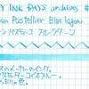 #0120 L'artisan Pastellier Blue lagon