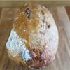 ルヴァン種とレーズン種のくるみパン