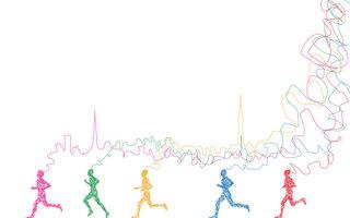 マラソンのトップランナーの成績は35歳から下がりはじめる。平均的なランナーの成績が下がり始めるのは50歳頃から