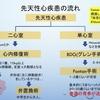 単心室(Fontan(フォンタン)循環)と二心室循環について〜先天性心疾患の症例の全体像〜 その2  基本13