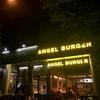 ジューシーなバーガーとドラフトビールで満足♪Angel Burger