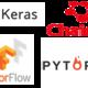 【PyTorch、Chainer、Keras、TensorFlow】ディープラーニングのフレームワークの利点・欠点【2017年10月更新】