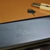 【Galaxy S9 SC-02K】液晶保護ガラスフィルムのモアレにイライラ。革新的な「DOME GLASS」にチャレンジ。