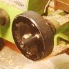 ML210のハンドル改造
