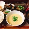蒸し器なしでもフライパンで豆腐入り茶碗蒸し!卵とめんつゆで簡単に(*^▽^*)