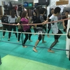 第2回、格闘家のための体幹の使い方セミナー。