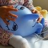 もうすぐ2歳の娘 入院2日目