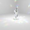 【自己紹介もかねて】Yafarayでコースティクスと光の分散(dispersion)をレンダリングしてみる