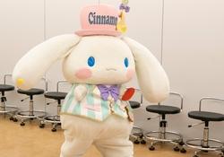 シナモロール「第32回ジュノン・スーパーボーイ・コンテスト」に参戦