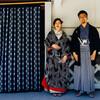 歴史的な街並みが残る有松で結婚式の写真を撮ってきた