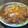 今日の晩飯 天津丼を作ってみた