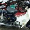 趣味のバイク : スーパーカブ購入
