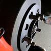 TOYOTA 86 ハブ付きスペーサーを使ってリアタイヤをツラッツラにする!