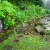 鰈山清水(村上市大毎)−新・新潟県の名水
