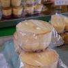 台南  鴨母寮市場のプリンです