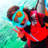 島旅で人魚姫になっちゃお〜・パナリ島シュノーケル・八重山旅行・西表島