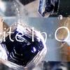 フローライト・イン・クォーツ:Fluorite In Quartz