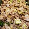 豚肉とキャベツのゴマみそ炒め~回鍋肉~