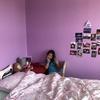 アメリカに住む小学生女子のお部屋