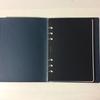 デザインフィルの手帳「プロッター(PLOTTER)」A5サイズの購入レビュー