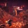 赤い世界の龍:ミラボレアス戦
