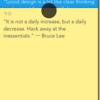 スワイプで操作するシンプルな無料メモアプリ「Noted by Tack - Write simply beautiful notes」