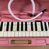 【D.I.Y.】妻が音階シートを自作。お下がりの鍵盤ハーモニカを有効活用する方法。