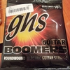 GHS BOOMERS  に交換