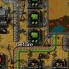 Factorio 電線の生産量を増やしました