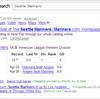 MS Live Search、メジャーリーグ情報の検索に対応 - インスタントアンサー改良