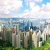 縦長の国、香港