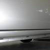 タント(ロッカアウターパネル)ヘコミ・キズの修理料金比較と写真 初年度H25年、型式L375S