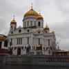 モスクワのクレムリンが目の前のホテル