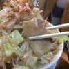 二郎系ラーメン【神起】 ~山盛りの野菜は私にとっての登山~