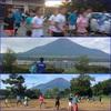 夏合宿2日目山中湖ラン