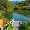 山の神池(愛媛県愛南)