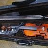 バイオリン買いました
