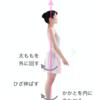 【バレエ美人塾】バレエの基本姿勢(3)足の1番ポジション