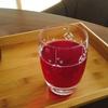 赤しそジュースの作り方。お砂糖控えめ、レモンでさっぱりのレシピ。