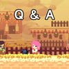 Switch版フェノトピア(PHOENOTOPIA)の攻略メモ(Q&A)