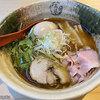 【西武新宿】焼きあご塩らー麺 たかはし ~絶品の魚介ダシラーメン~