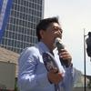 二子玉川高島屋前:田中康夫街頭演説 2016年07月02日
