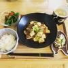すき焼き風ひき肉と豆腐の煮込み+1品【冷蔵庫の残り+500円以内シリーズ】