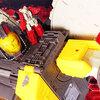トランスフォーマーシージ SG-39 オメガスプリーム 玩具レビュー