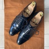 スコッチグレイン シャインオアレイン 雨用革靴①