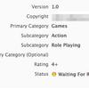 初めて、Appleにアプリの申請した際の手続きの流れ。