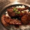 ランチ日記 #70 日本橋の焼肉ダイニング「GROW」焼肉丼